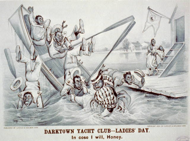Darktown yacht club-ladies' day: In cose i will, honey