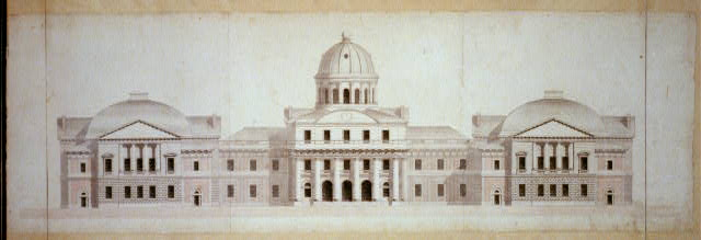 [United States Capitol, Washington, D.C. Principal east elevation]