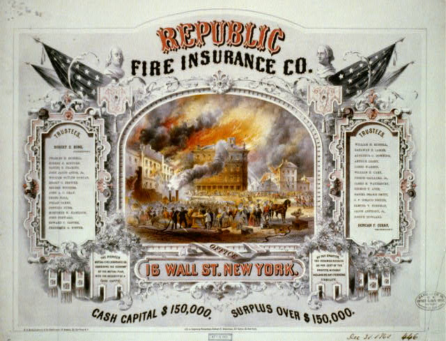 Republic fire insurance co.