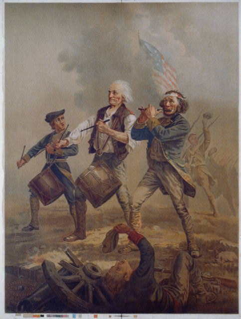 Yankee doodle 1776