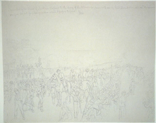 Surrender of the Army of Northern Virginia to the Army of the Potomac