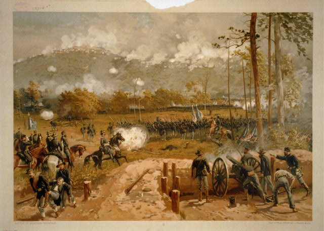 Battle of Kenesaw Mountain