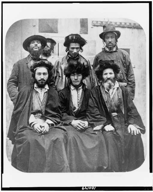 Ashkenazim (German Jews)