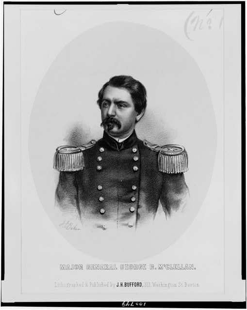 Major General George B. M'Clellan