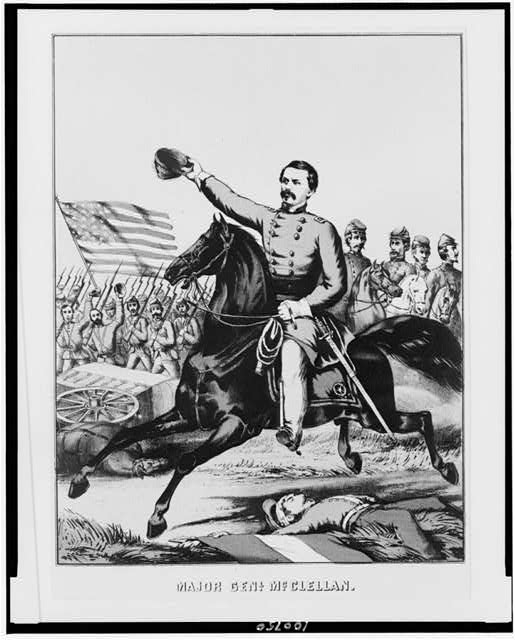 Major Genl. McClellan