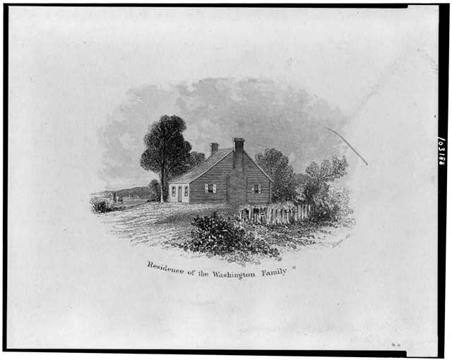 Residence of the Washington family