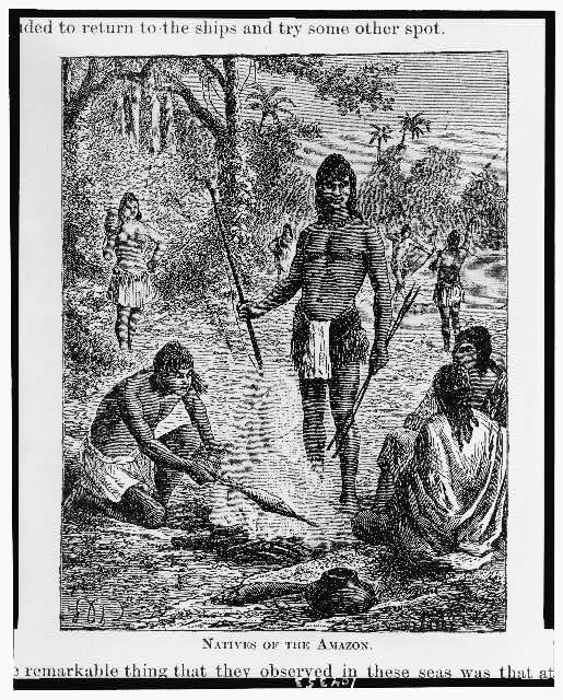 Natives of the Amazon