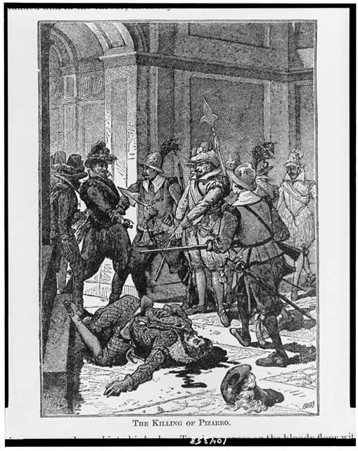 The Killing of Pizarro