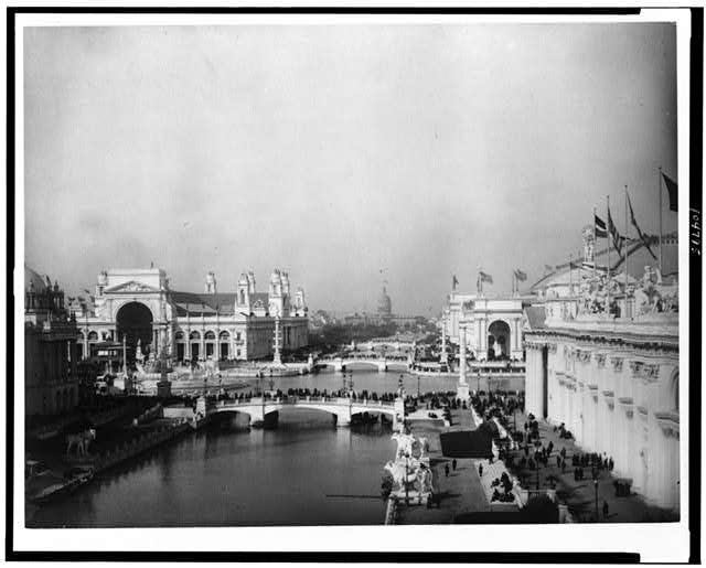[Exposition grounds, World's Columbian Exposition, Chicago]
