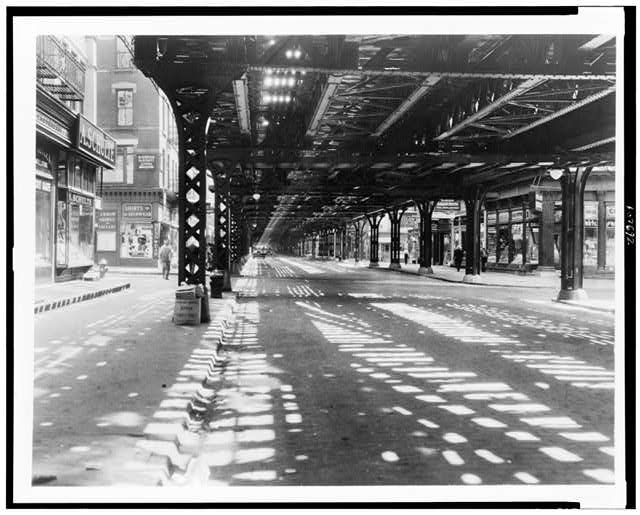 [Greenwich Street, New York]