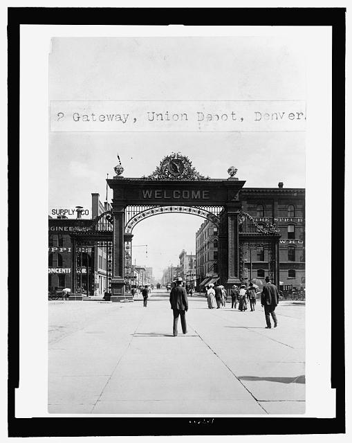 Gateway, Union Depot, Denver
