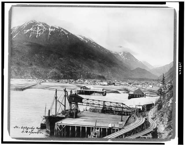 Skagway and A.B. Mountain