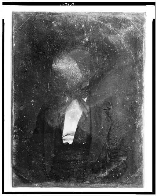 [Roger S. Baldwin, three-quarter length portrait, facing slightly left]