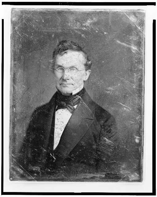 [William Adams, half-length portrait, facing front]