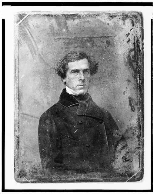 [Washington Hunt, half-length portrait, slightly to right]