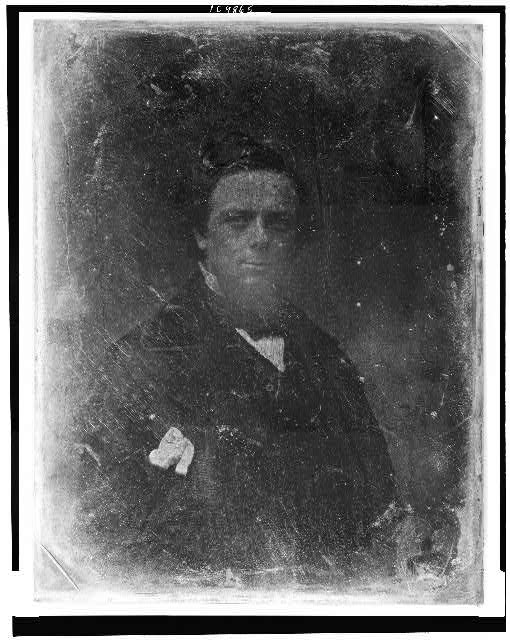 [Gerard Hallock, half-length portrait, facing front, with chin whiskers]