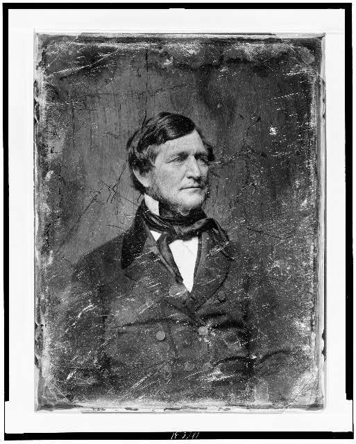 [Henry Lawrence Kinney, half-length portrait, three-quarters to the right]