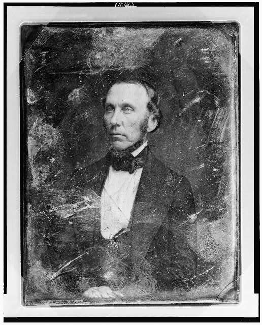 [Solomon Weathersbee Downs, half-length portrait, three-quarters to the left]