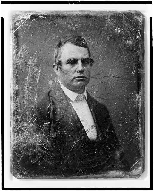 [Unidentified man, head-and-shoulders portrait, slightly to the right]