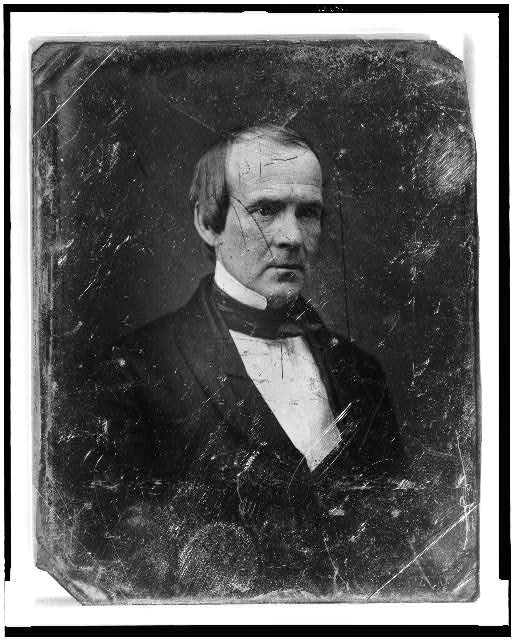 [Unidentified man, head-and-shoulders portrait, three-quarters to right]