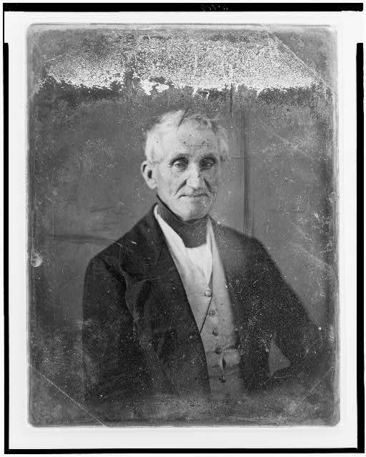 [Hugh Brady, half-length portrait, facing front, in civilian dress]