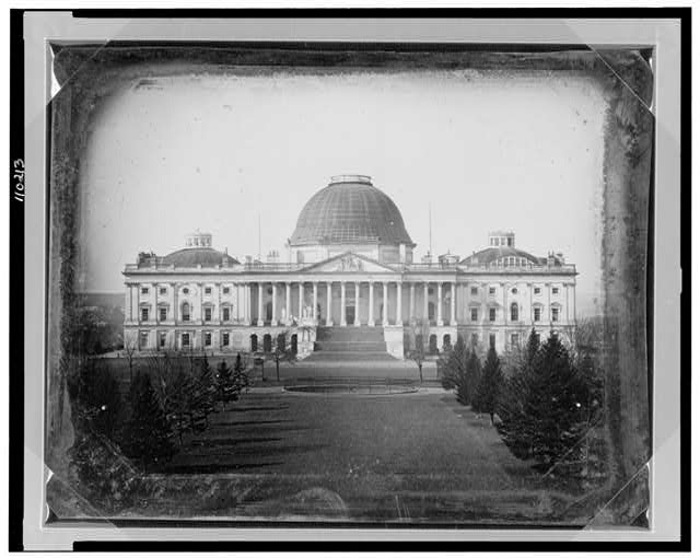 [United States Capitol, Washington, D.C., east front elevation]