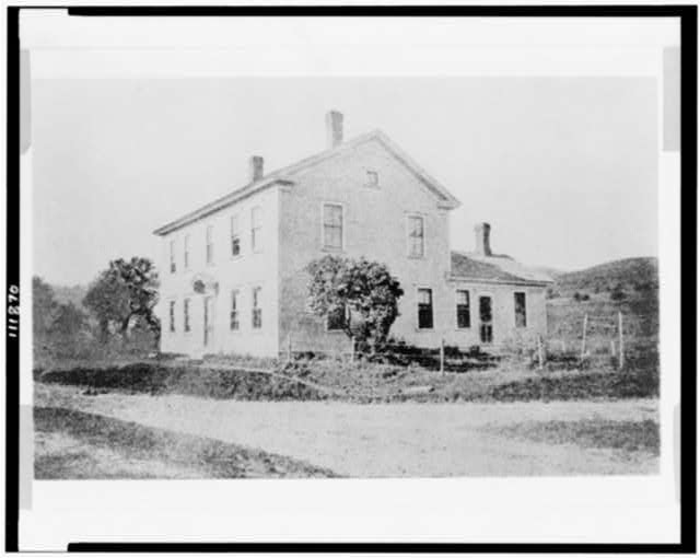 [Birthplace of Susan B. Anthony, Adams, Massachusetts]