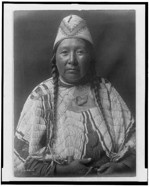 Wife of Mnainak--Yakima