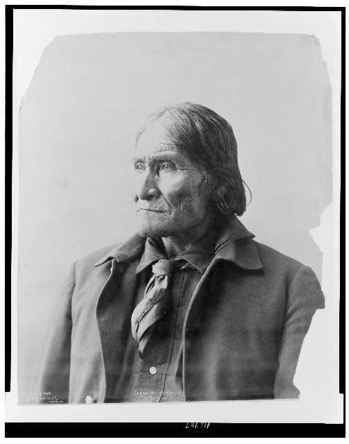 Geronimo (Guiyatle) - Apache