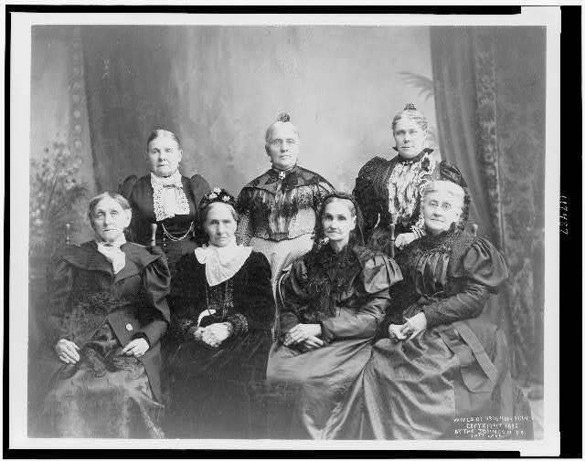 Wives of Brigham Young
