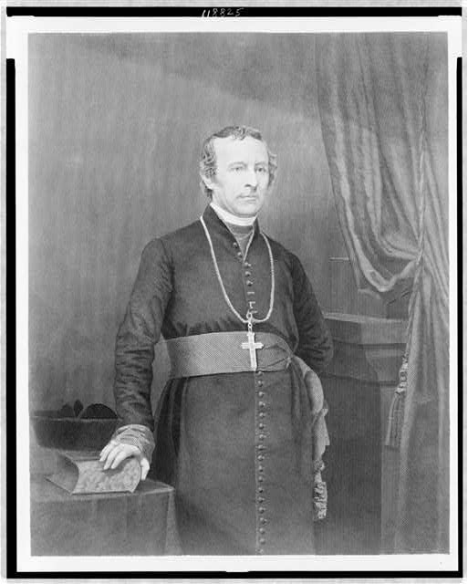 The most Revd. John Hughes--Archbishop of New York