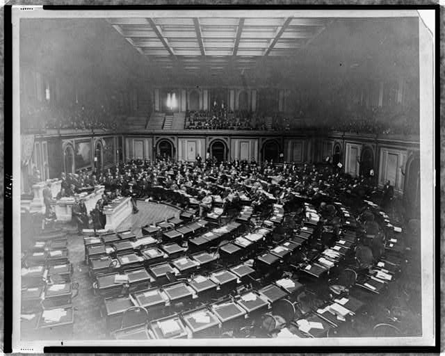 The U.S. House of Representatives, Tuesday, September 23, 1890