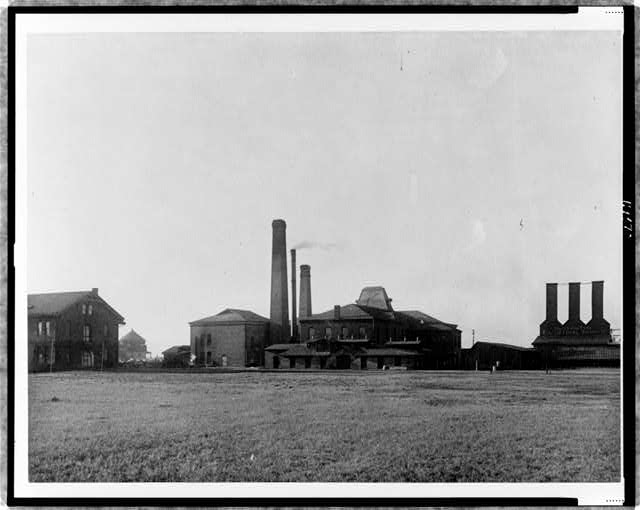 [The Huntington Industrial Works, Hampton Institute, Hampton, Virginia]