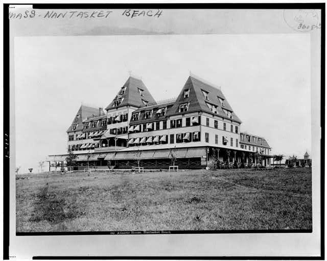 Atlantic House, Nantasket Beach