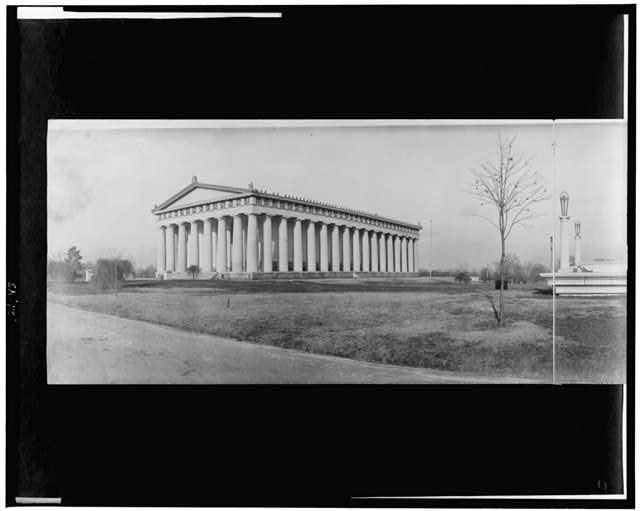 The Parthenon, Nashville, Tenn.