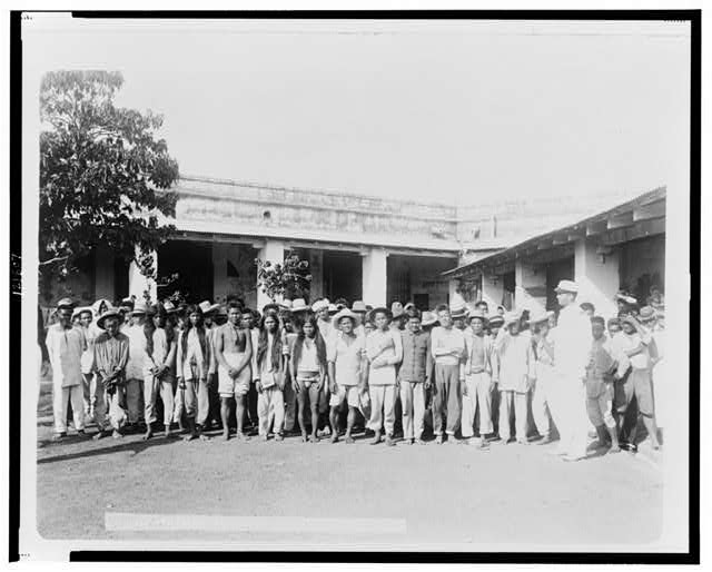 Filipino prisoners of war