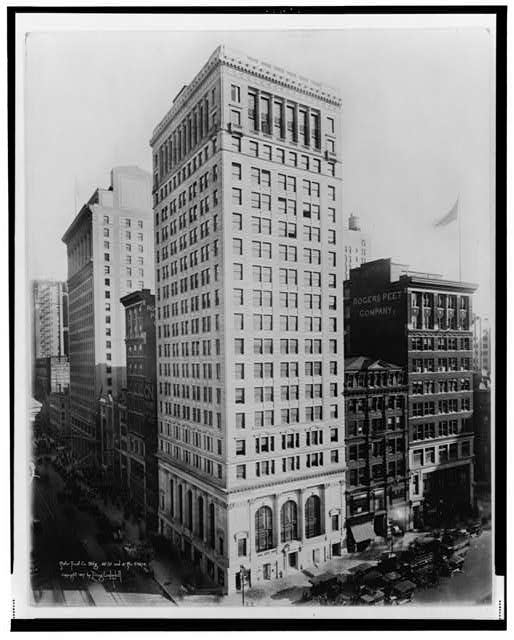Astor Trust Co. Bldg., 42nd St. and 5th Av.