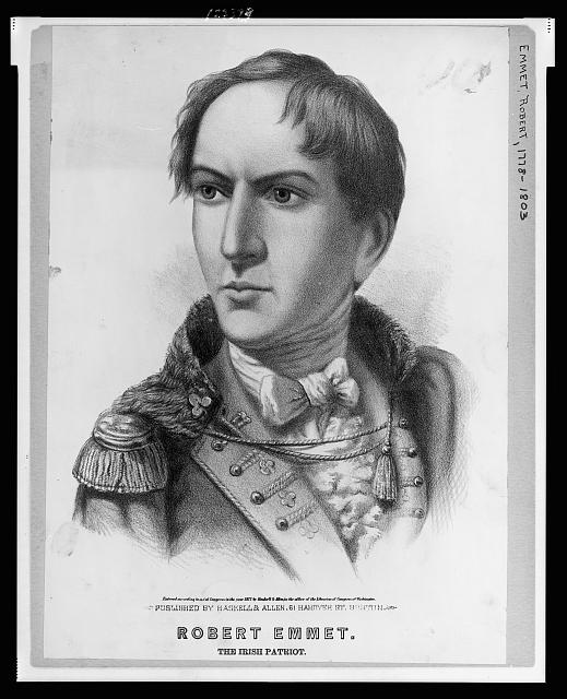 Robert Emmet--The Irish Patriot