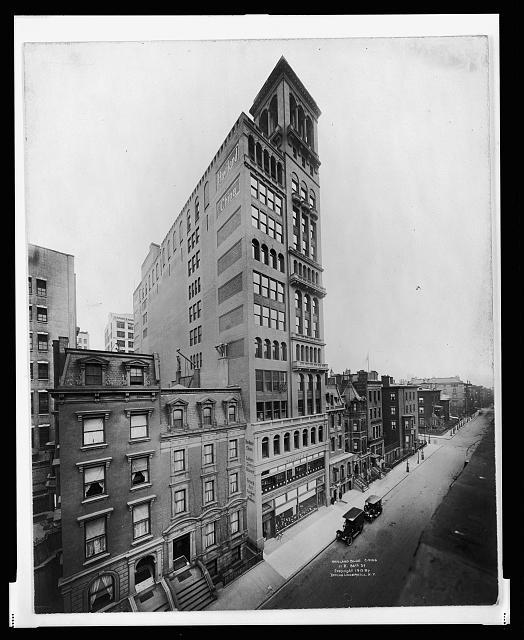 Haviland Bldg., 11 E. 36th St.