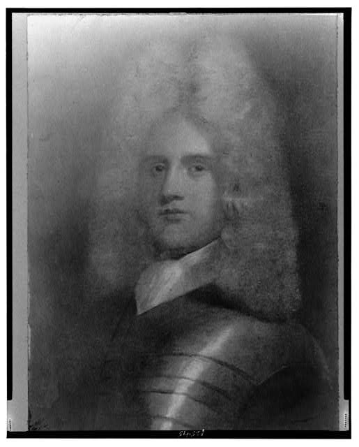 [Baron Benedict Leonard Calvert Baltimore, head-and-shoulders portrait, facing slightly left]