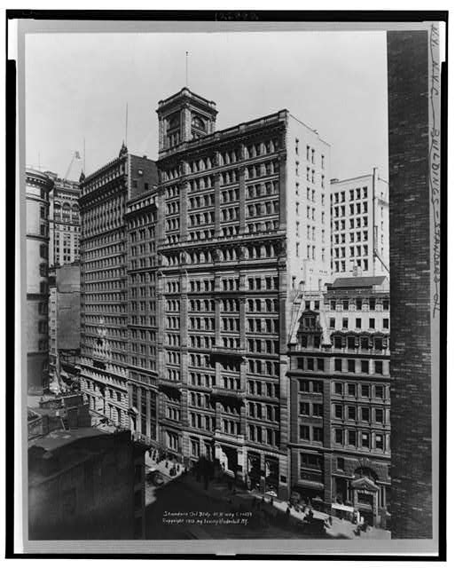 Standard Oil Bldg. 26 B'way