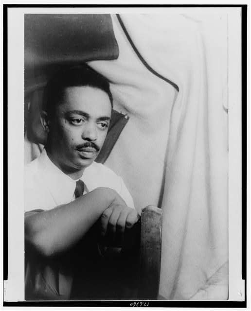 [Portrait of Peter Abrahams]