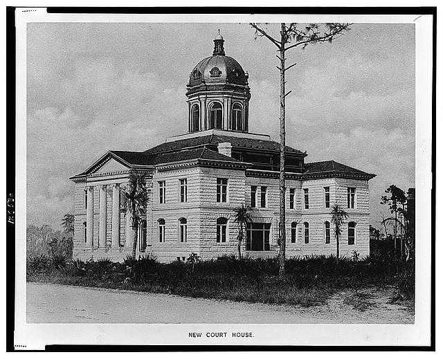 New court house