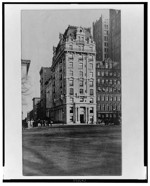 Van Norden Trust Building, 5th Avenue & 60th St.