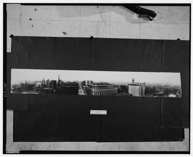 Panorama of Buffalo, N.Y.