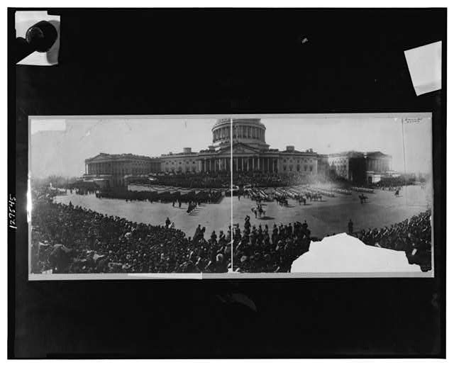 [Inauguration of President Theodore Roosevelt, March 4, 1905]