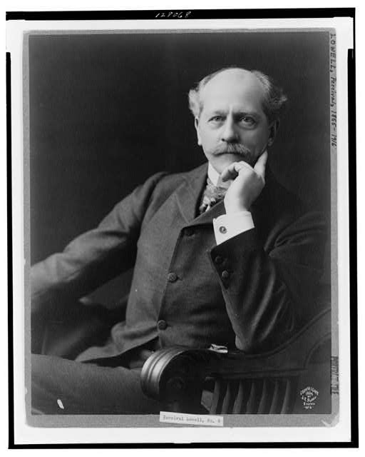 Percival Lowell, No. 6