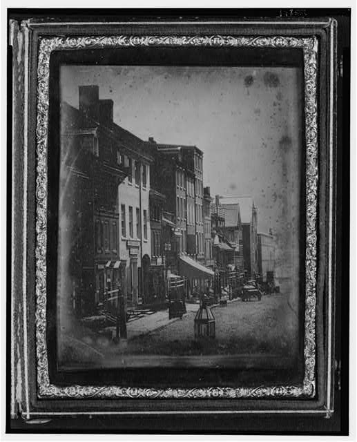 [North side of Chestnut Street, below Second Street, Philadelphia, Pennsylvania]