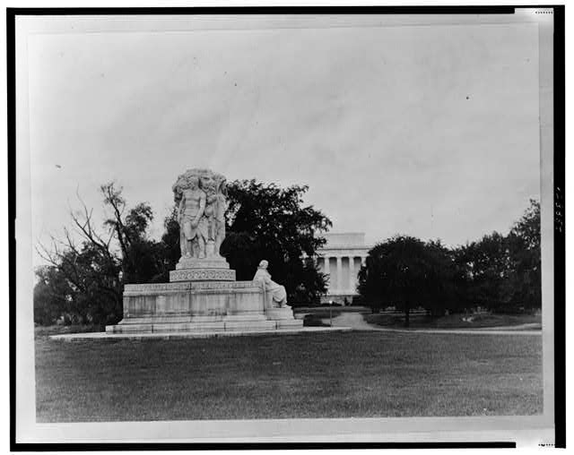 [John Ericsson Monument, West Potomac Park, Washington, D.C.]