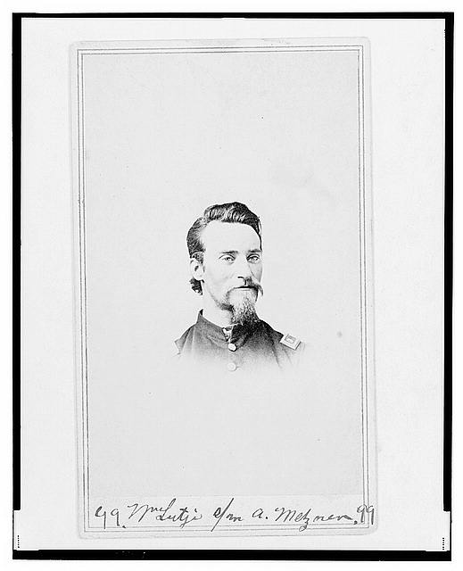 [Matthew T. Lutz, bust portrait, facing front]